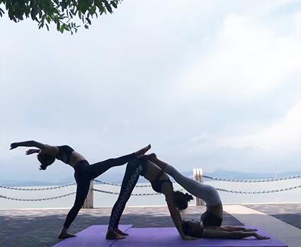 亚协瑜伽办公环境